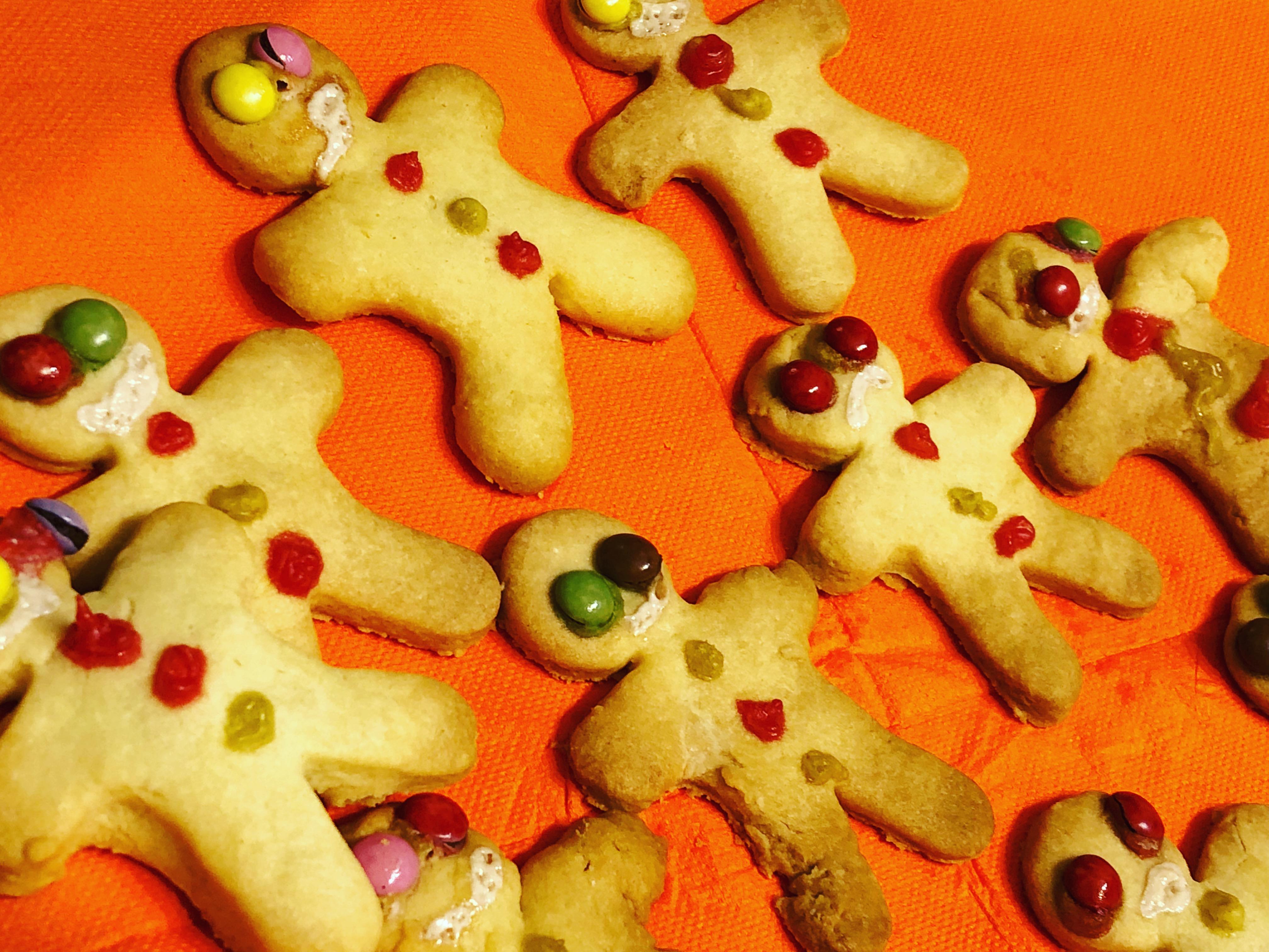 I dolcetti di Natale fatti da Rocco
