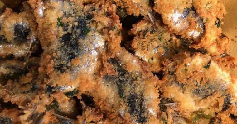 Alici e sarde. Le delizie del pesce azzurro
