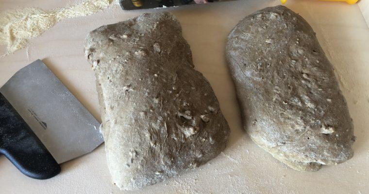 Il piacere del pane (delle focacce) fatte in casa