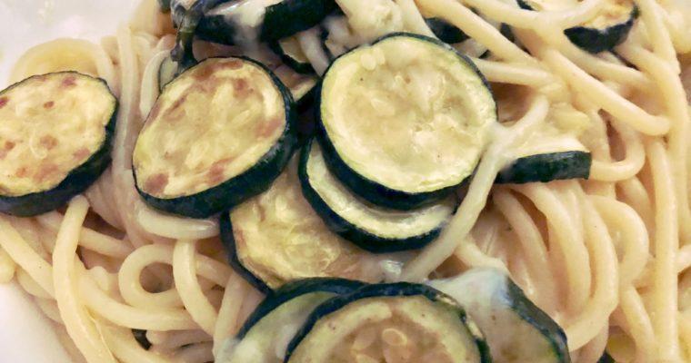 Gli spaghetti alla Nerano