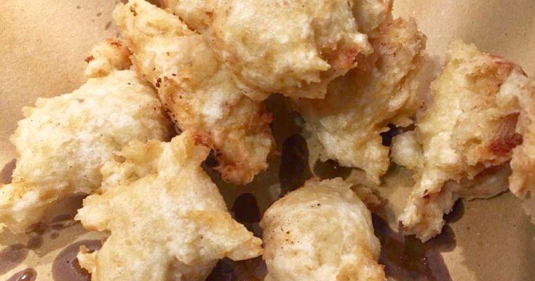 Le frittelle di patate