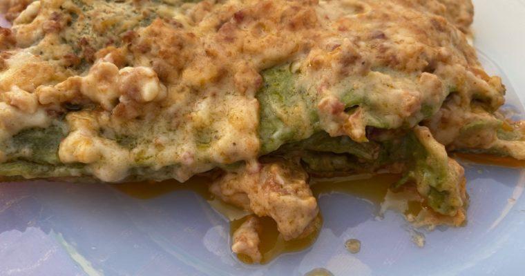 LE RICETTE AL TEMPO DEL #CORONAVIRUS Le lasagne con il ragù e la besciamella #iorestoacasa