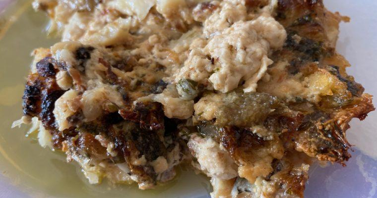 LE RICETTE AL TEMPO DEL #CORONAVIRUS Metti una sera a cena con il pesce fritto e il baccalà #IORESTOACASA