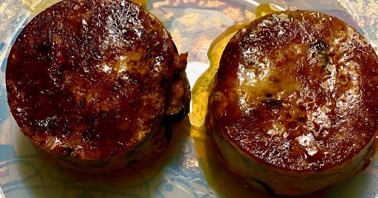 Il tortino di melanzane alla parmigiana